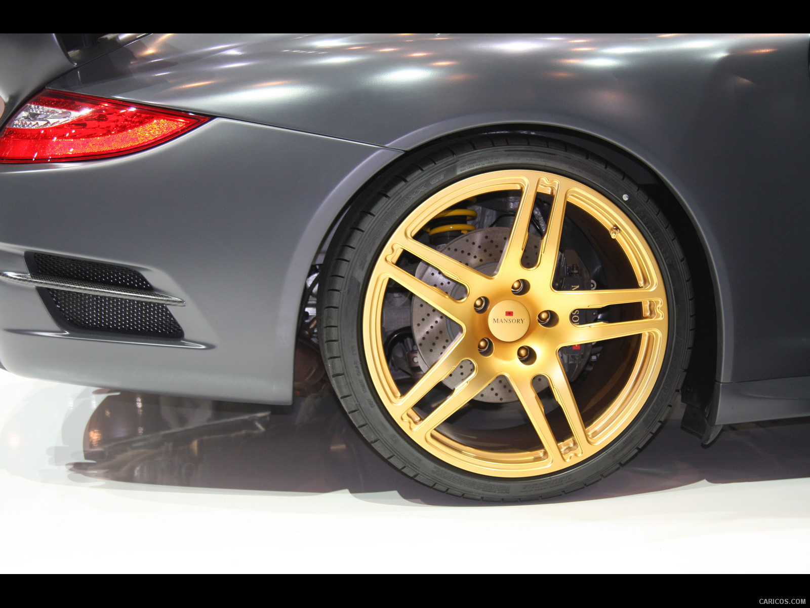 Mansory Porsche 911 Carerra photo 113522