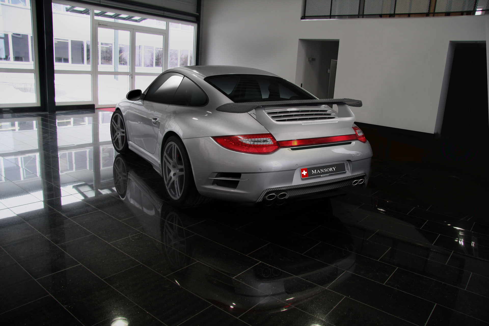 Mansory Porsche 911 Carerra photo 64814