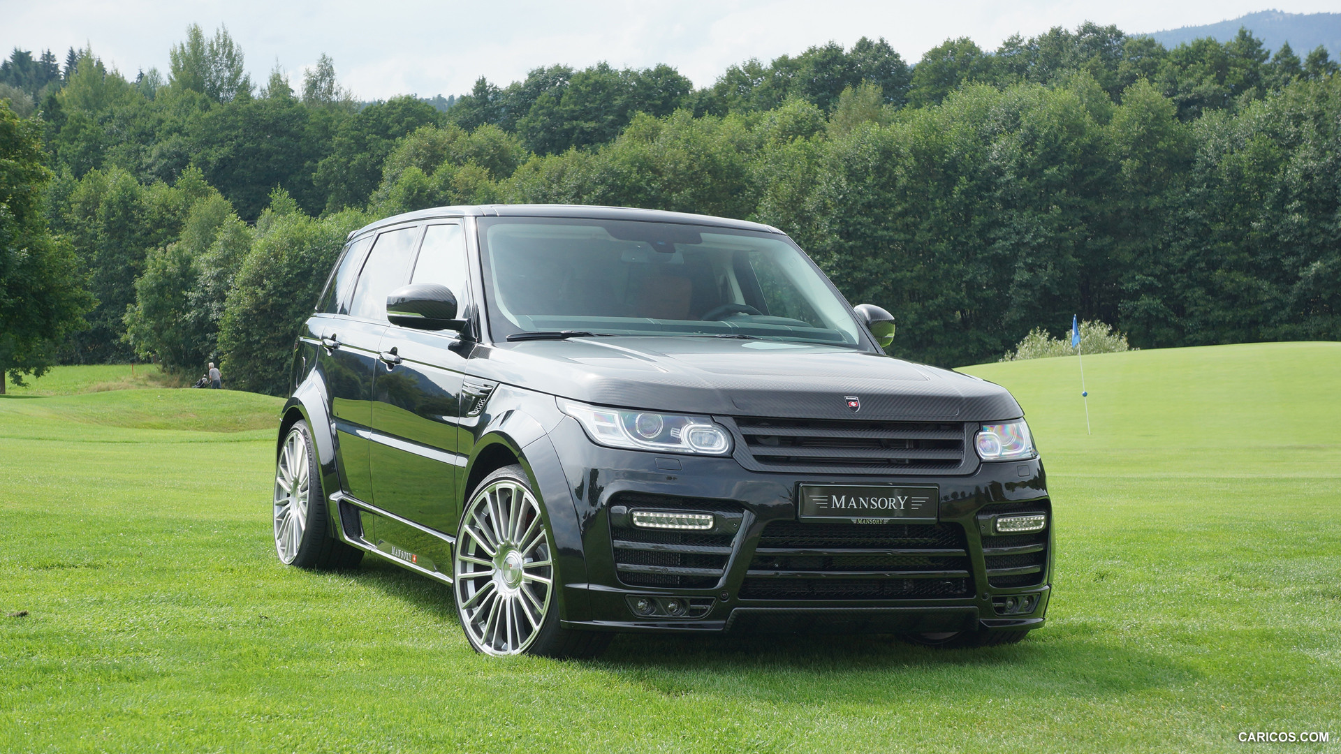 Mansory Range Rover Sport photo 130790