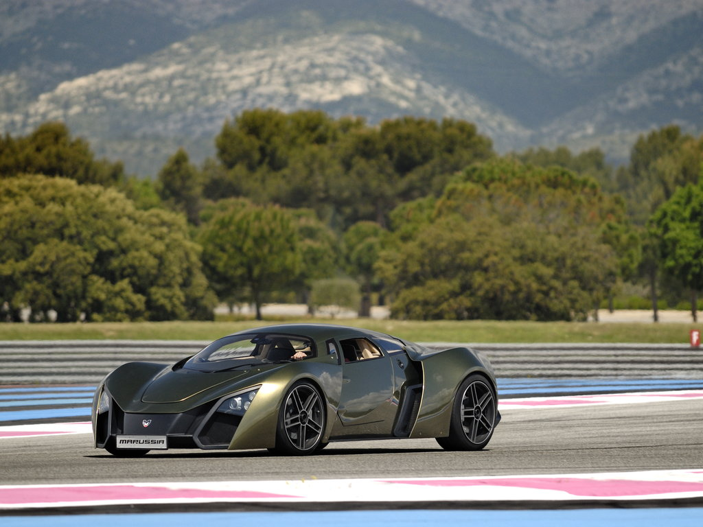 Marussia B2 photo 178801