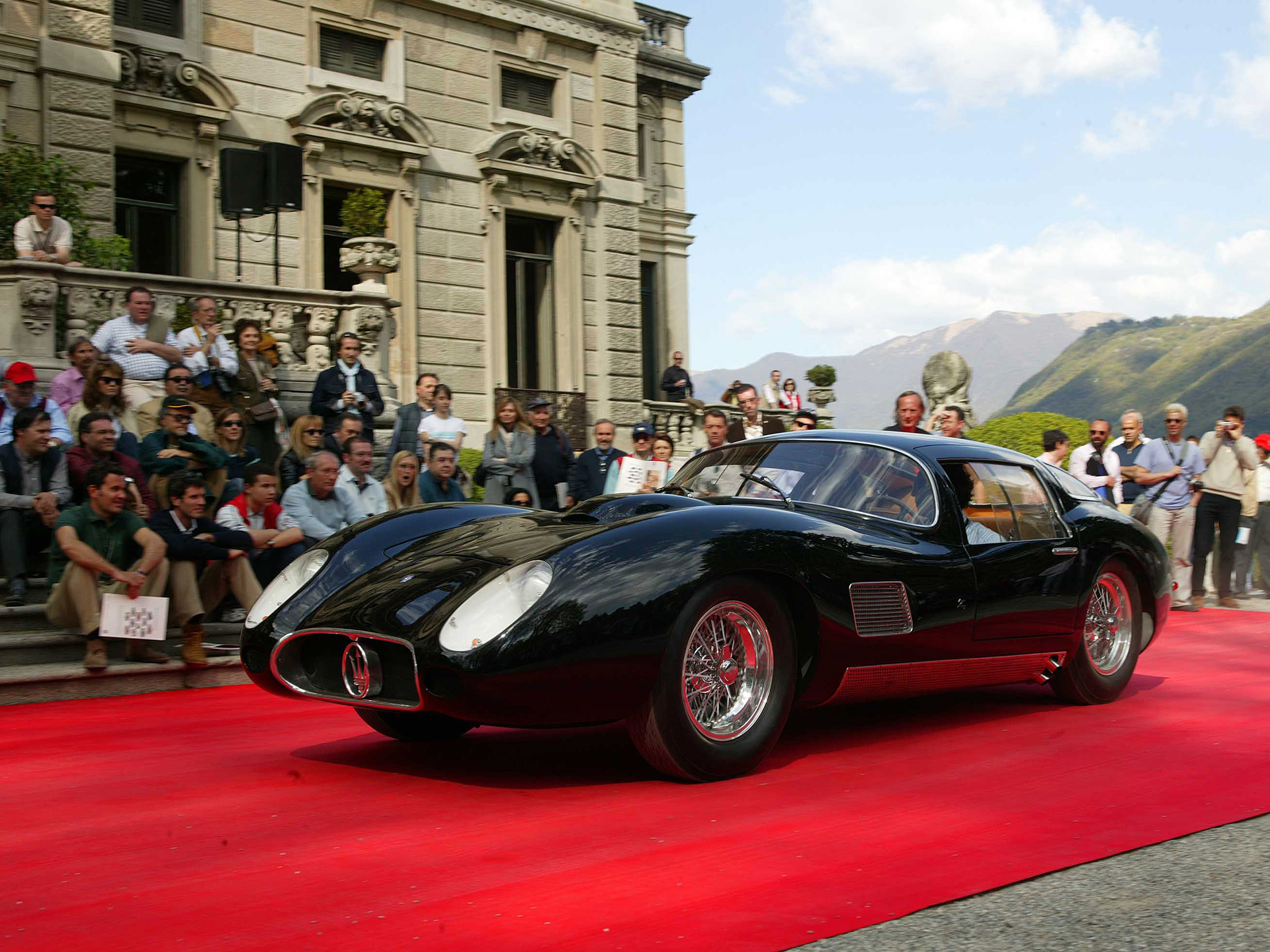Maserati 450S Costin-Zagato Coupe photo 42403
