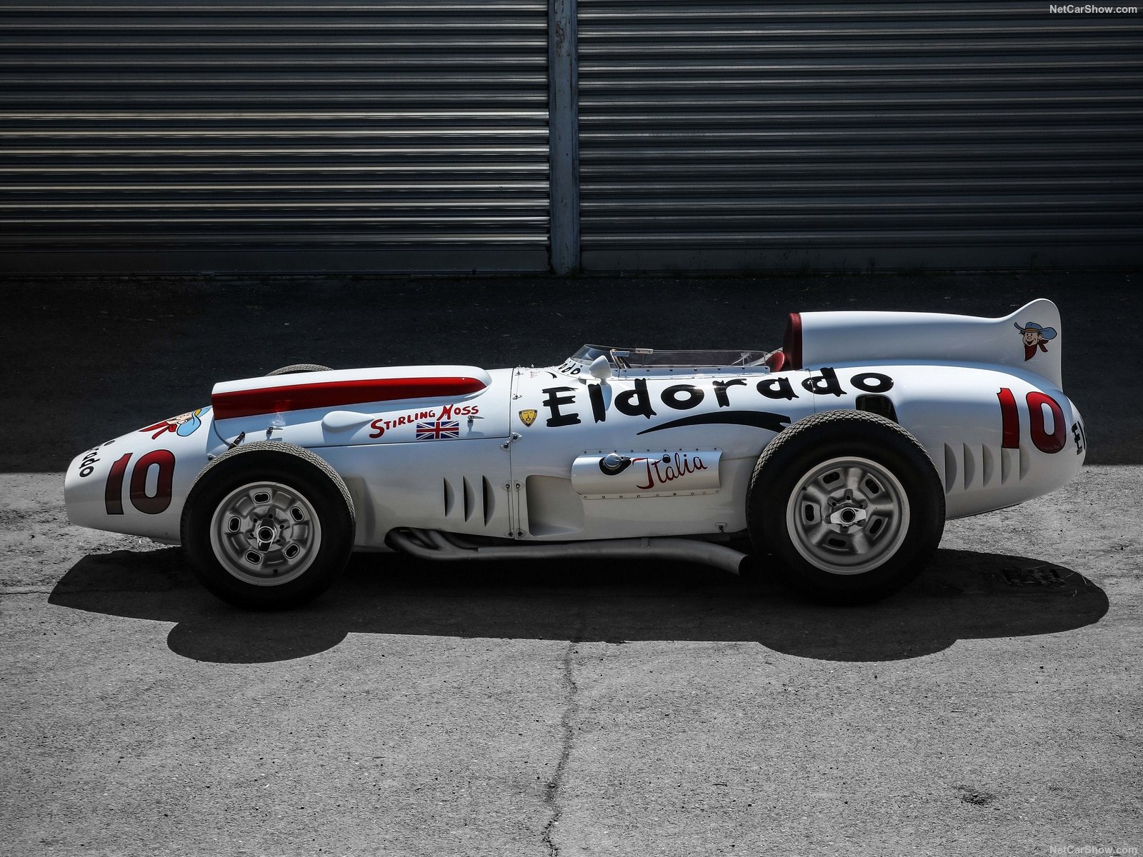 Maserati Eldorado Racecar photo 189481