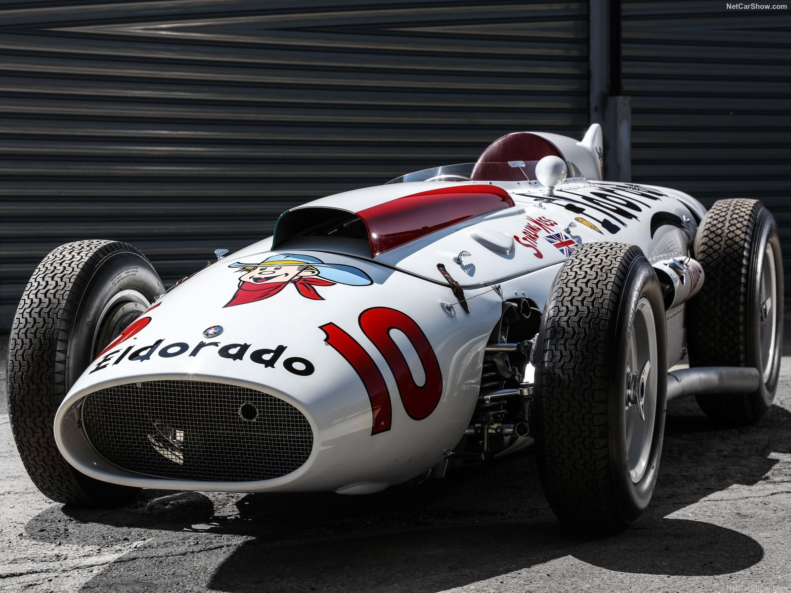 Maserati Eldorado Racecar photo 189482