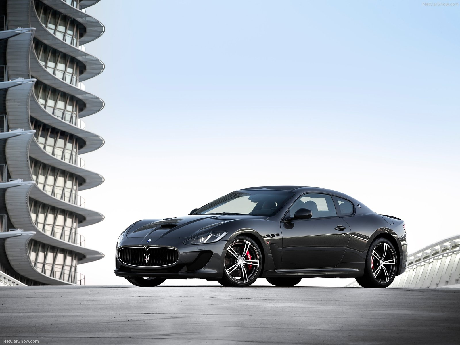 Maserati GranTurismo MC Stradale photo 106577