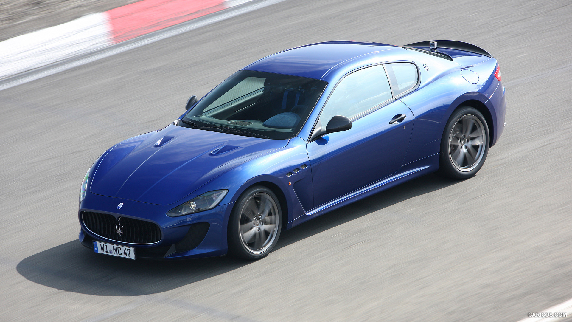 Maserati GranTurismo MC Stradale photo 113800