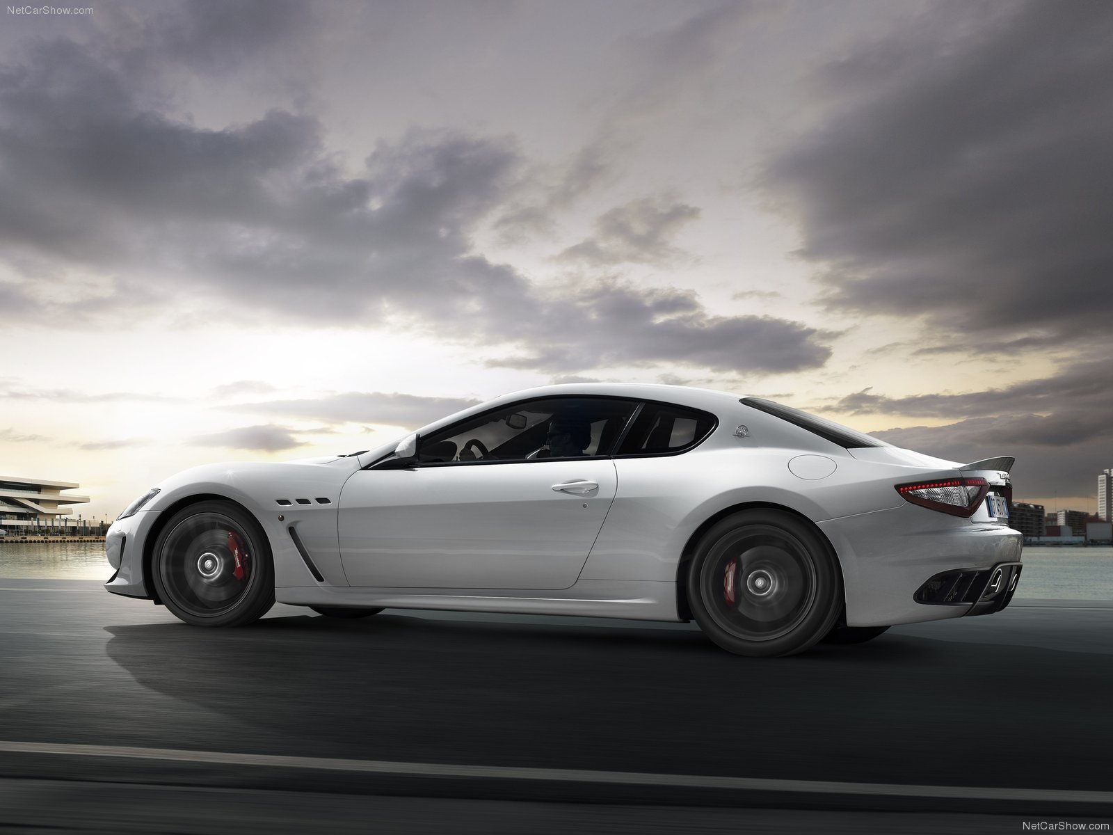 Maserati GranTurismo MC Stradale photo 75682