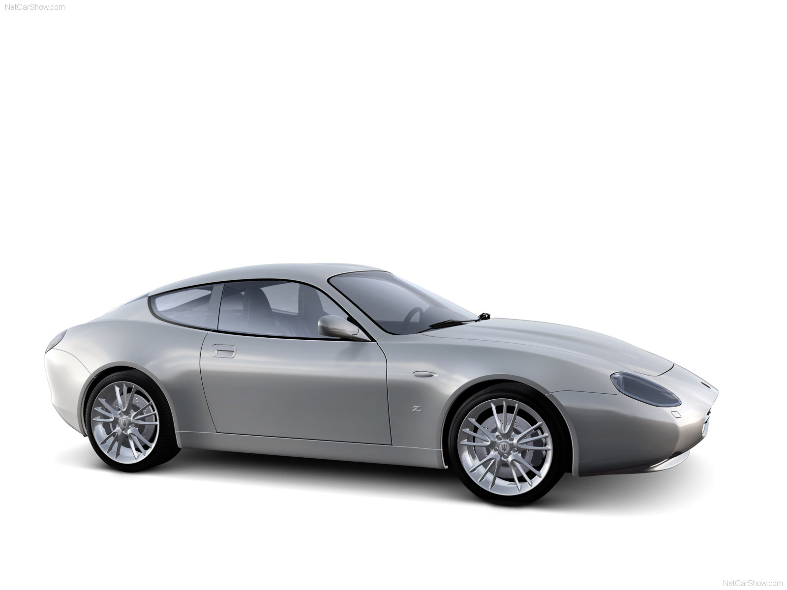 Maserati GS Zagato photo 43459