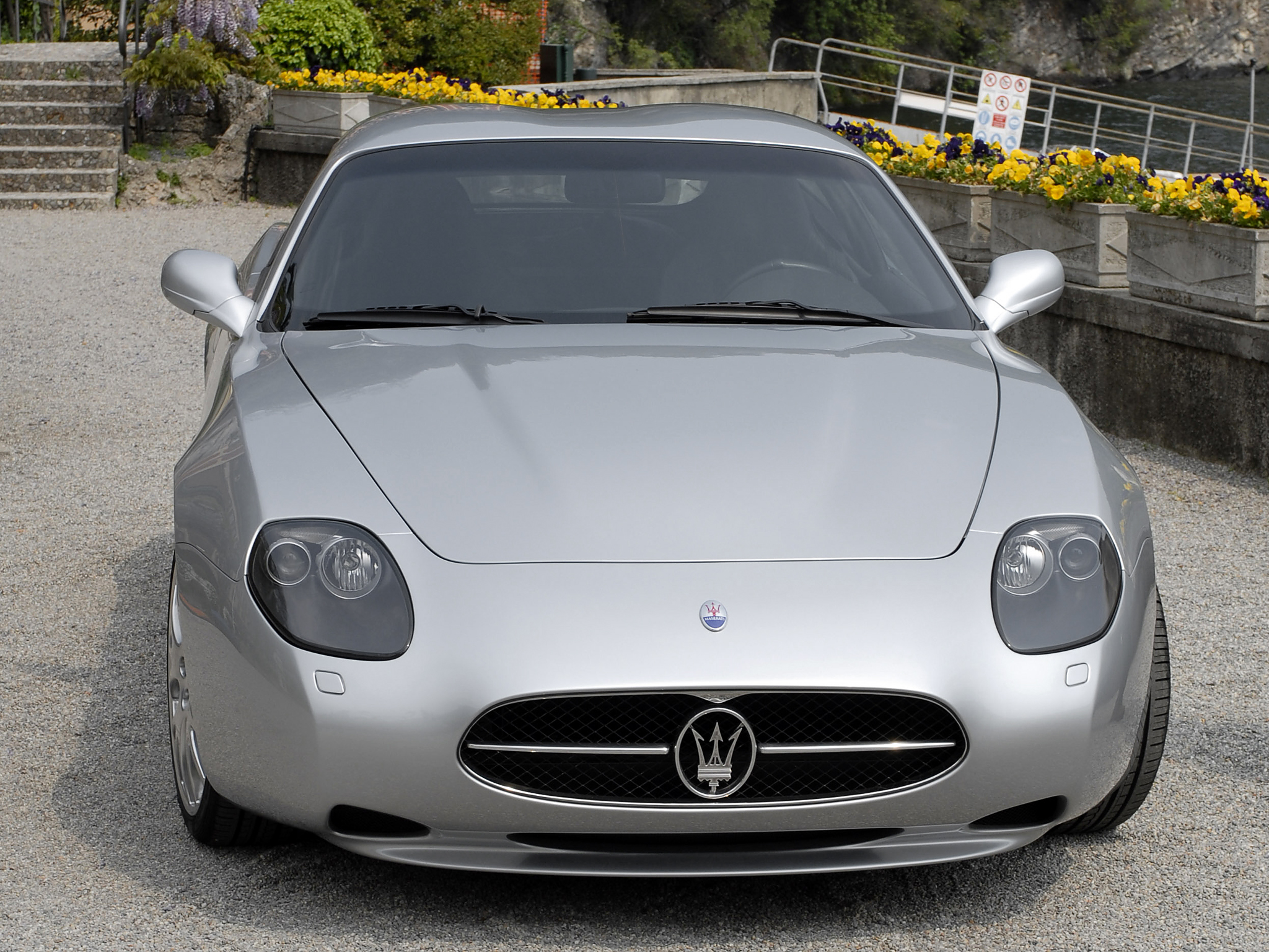 Maserati GS Zagato photo 95005