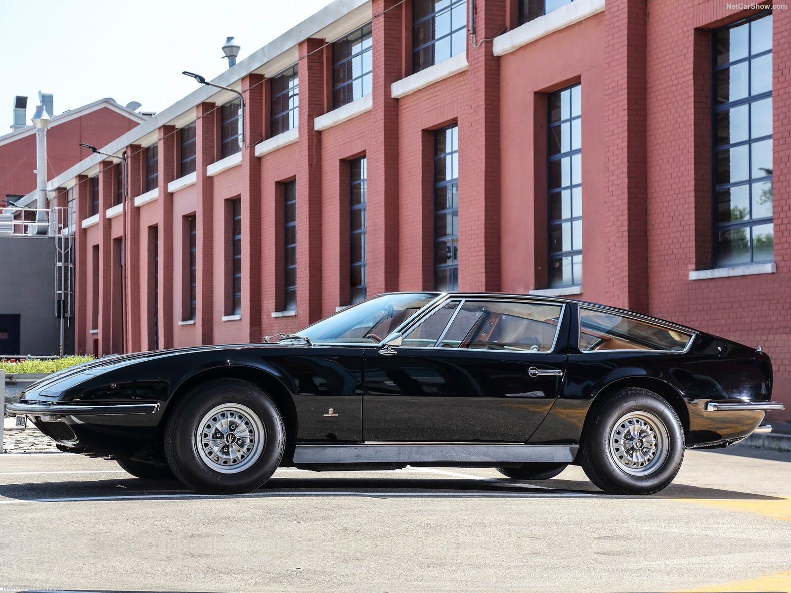 Maserati Indy Coupe photo 195816