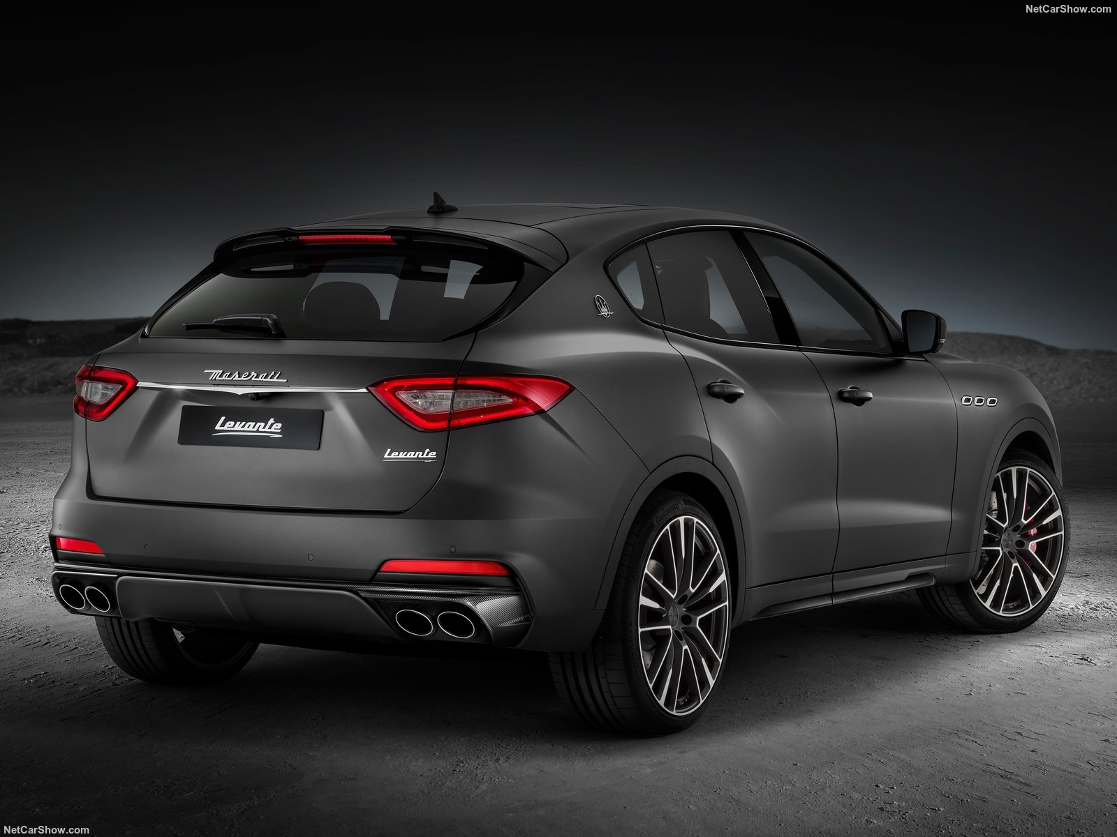 Maserati Levante Trofeo photo 187627