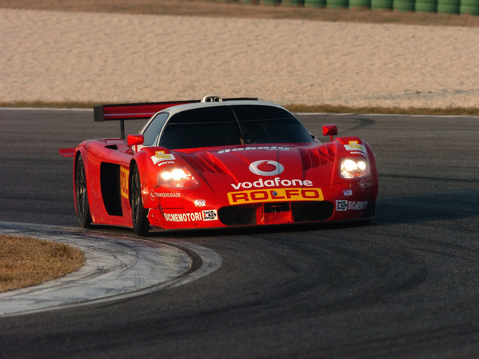 Maserati MC12 Racing photo 38227
