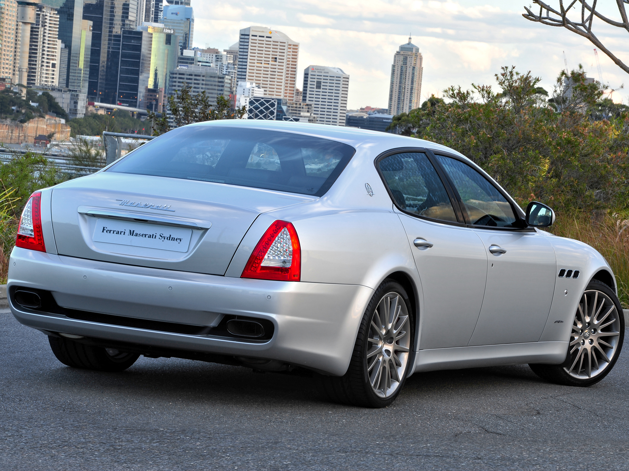 Maserati Quattroporte photo 94955