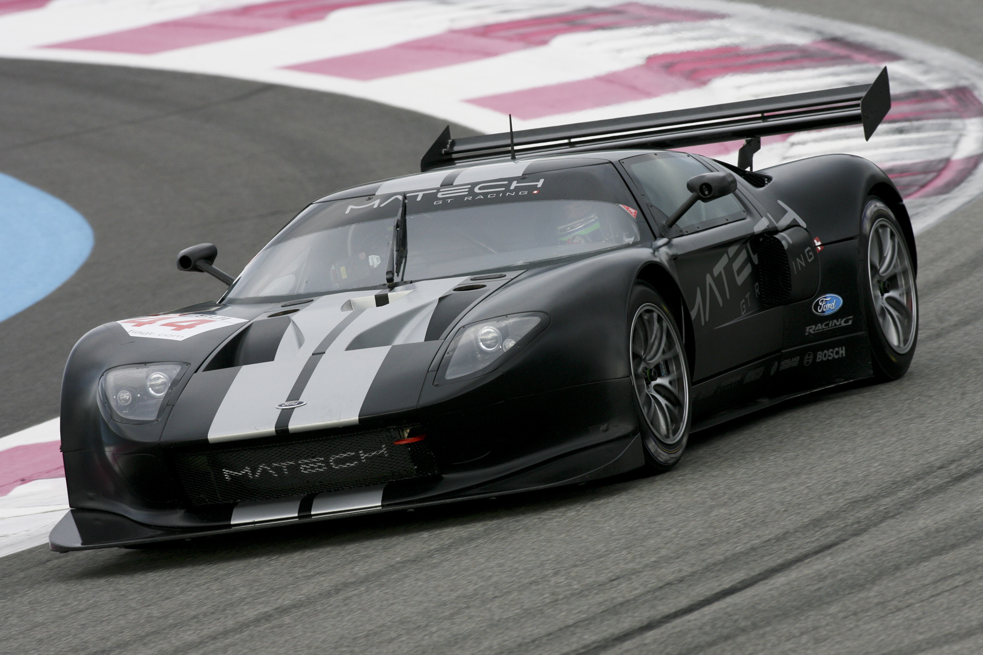 Matech Racing Ford GT1 photo 65358