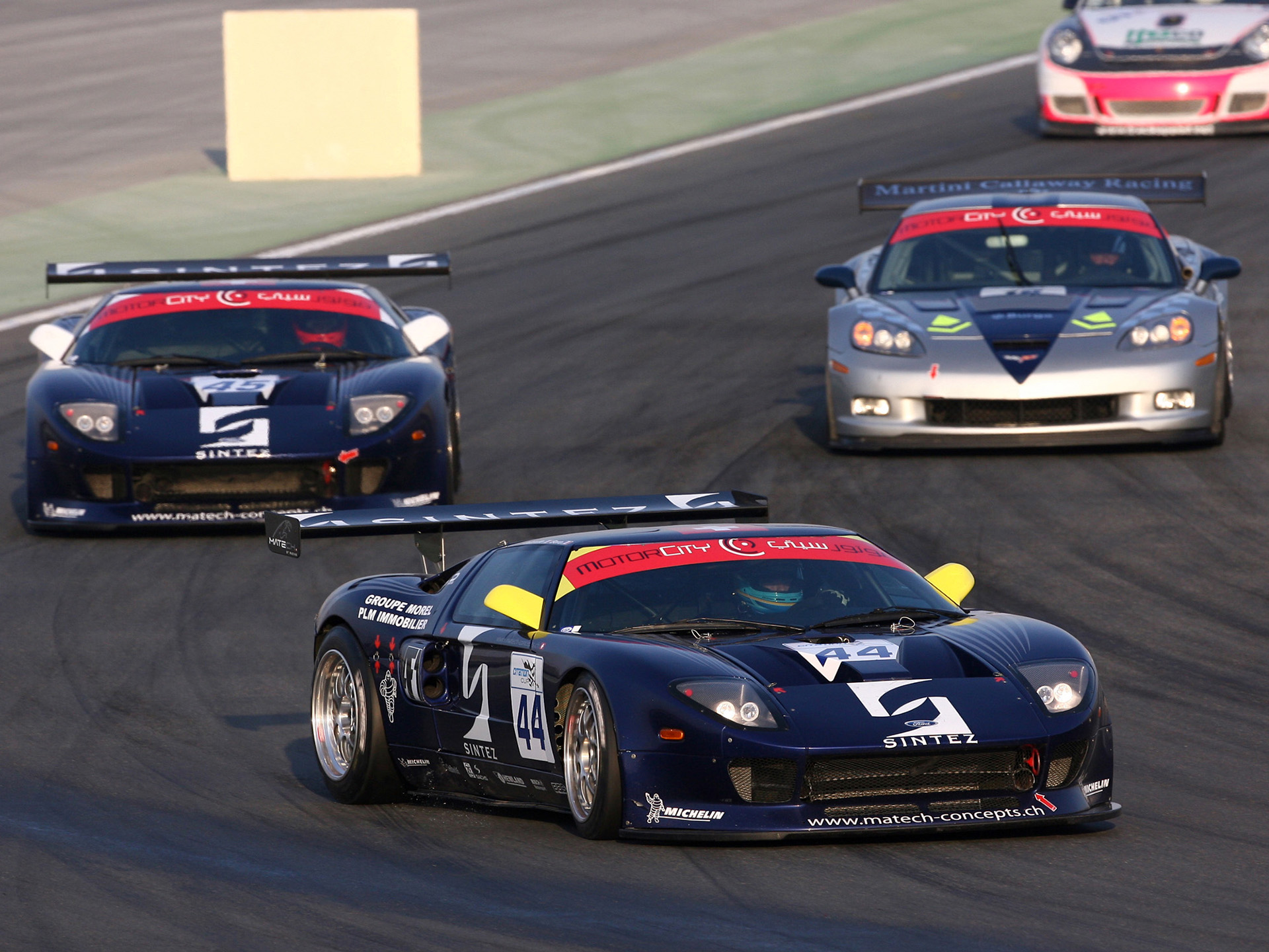 Matech Racing Ford GT3 photo 55301