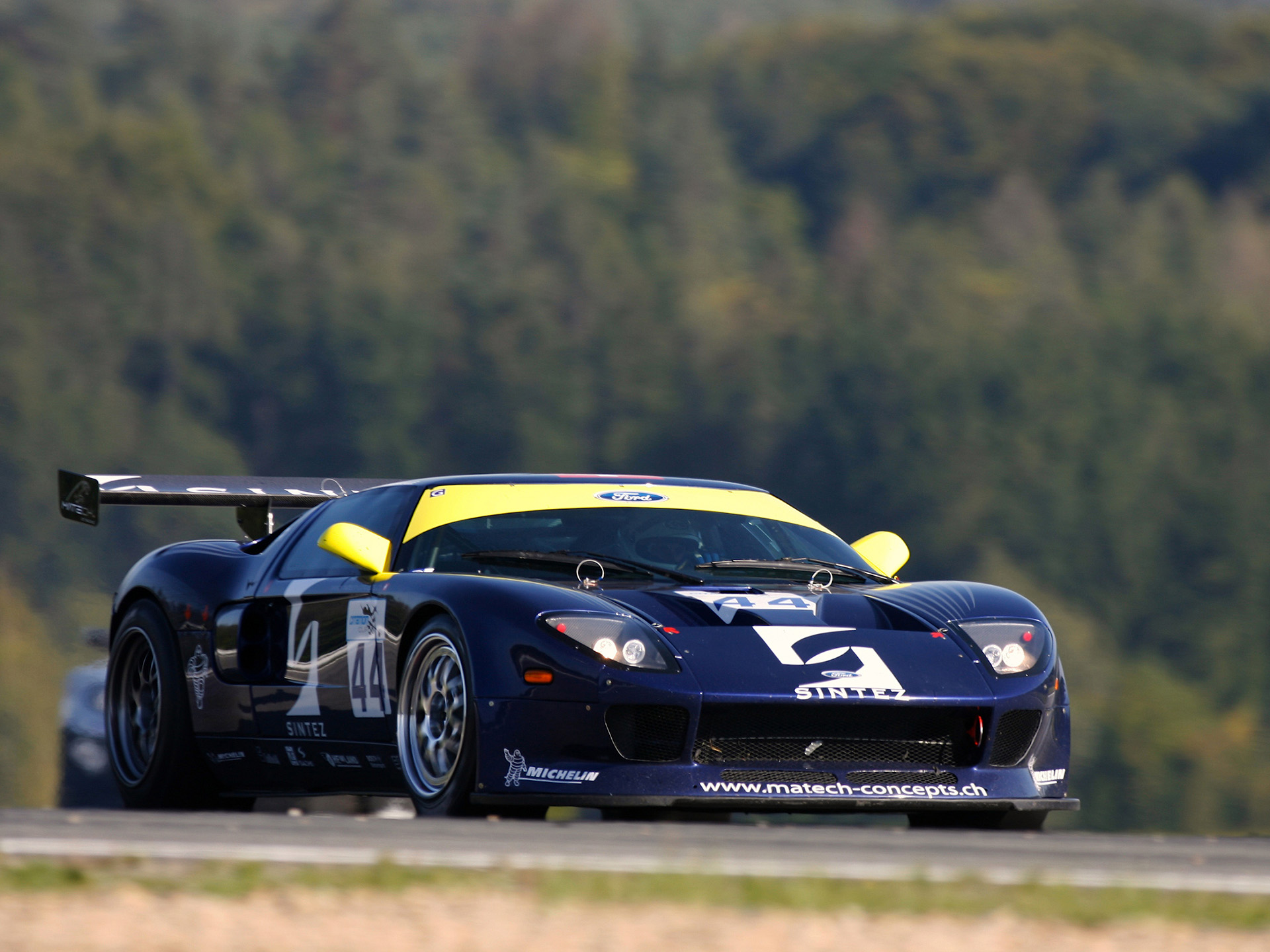 Matech Racing Ford GT3 photo 55309