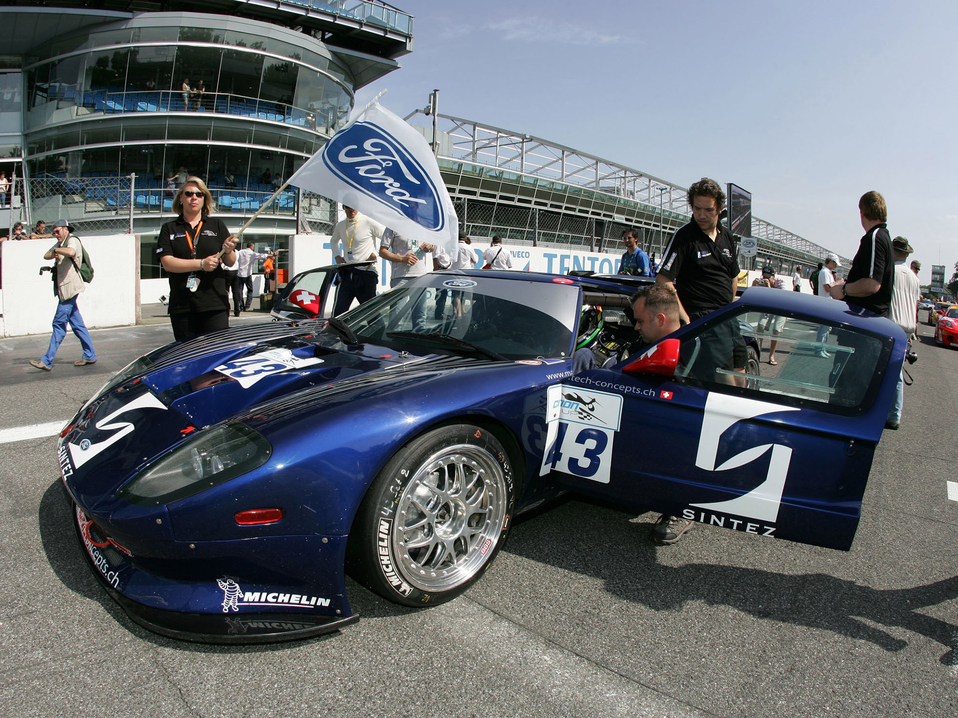 Matech Racing Ford GT3 photo 55329