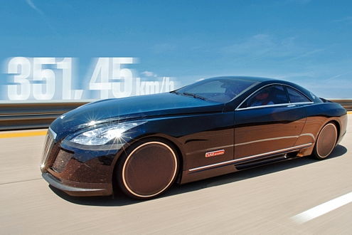 Maybach Exelero photo 25508