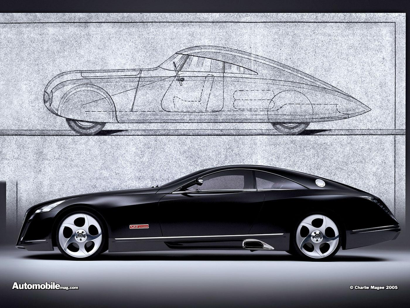 Maybach Exelero photo 25540