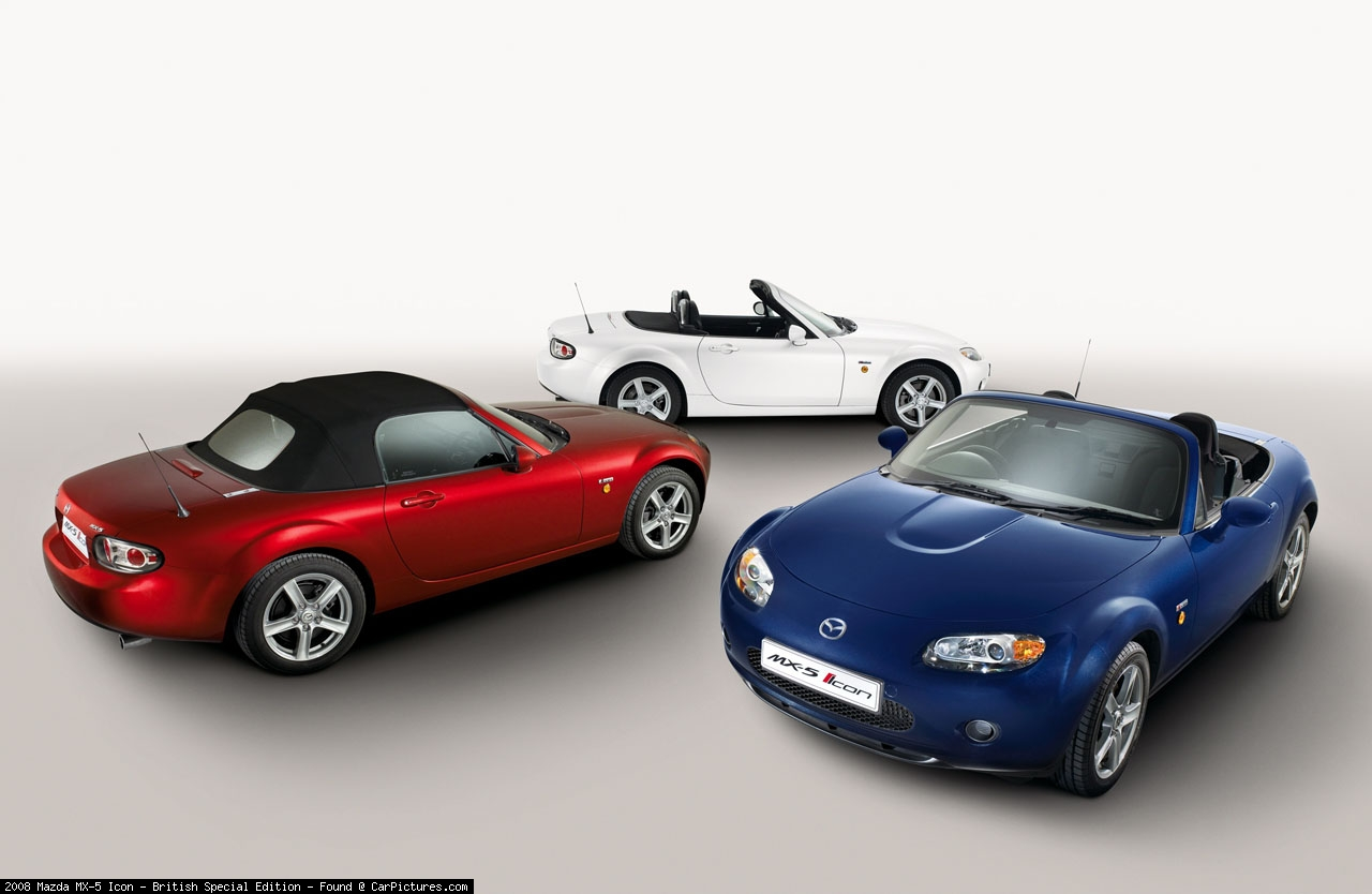 Mazda MX5-Icon photo 44331