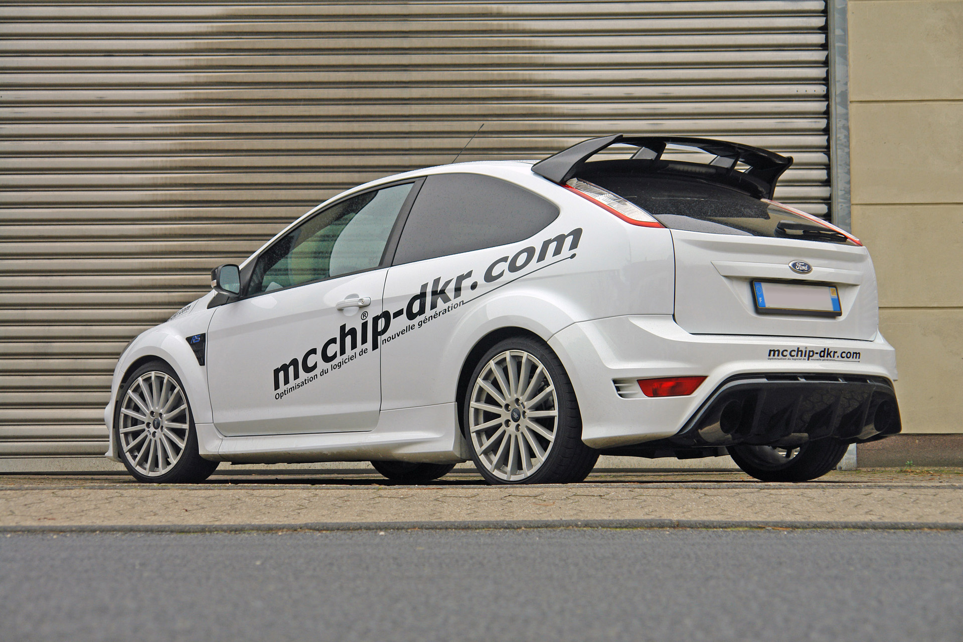 McChip-Dkr Ford Focus RS photo 70149