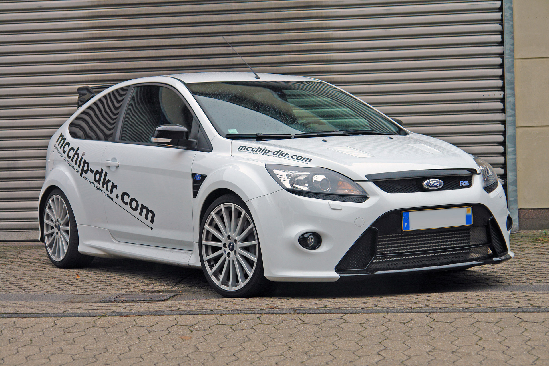 McChip-Dkr Ford Focus RS photo 70151