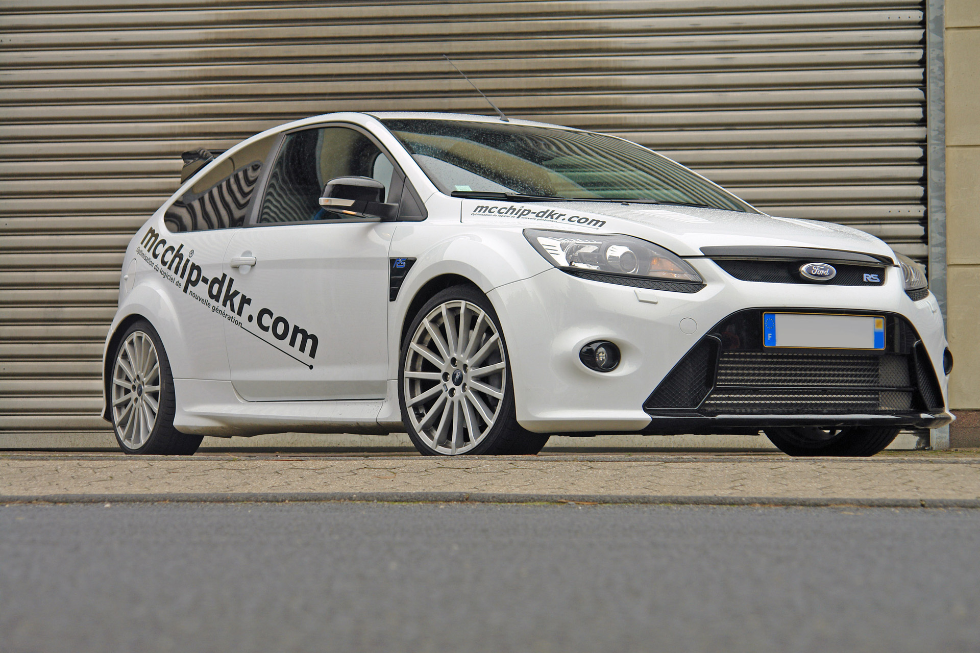 McChip-Dkr Ford Focus RS photo 70153