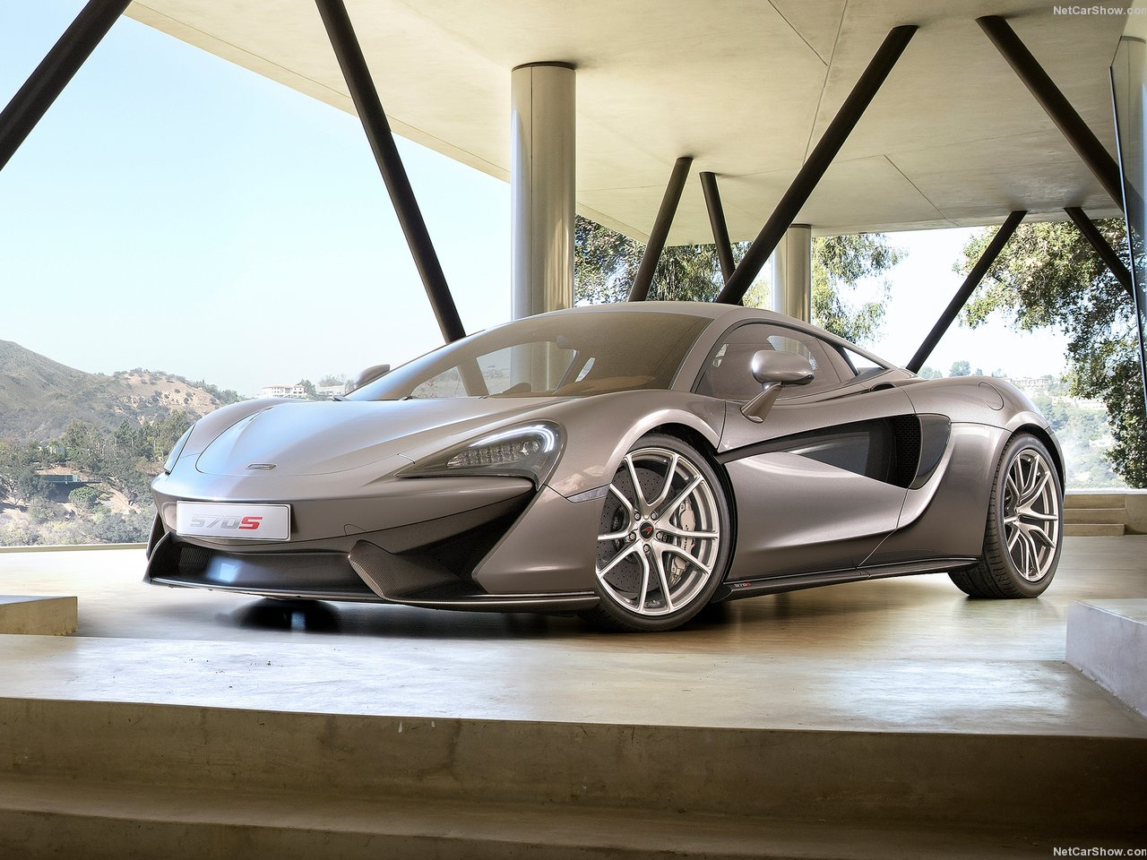 McLaren 570S Coupe photo 139251