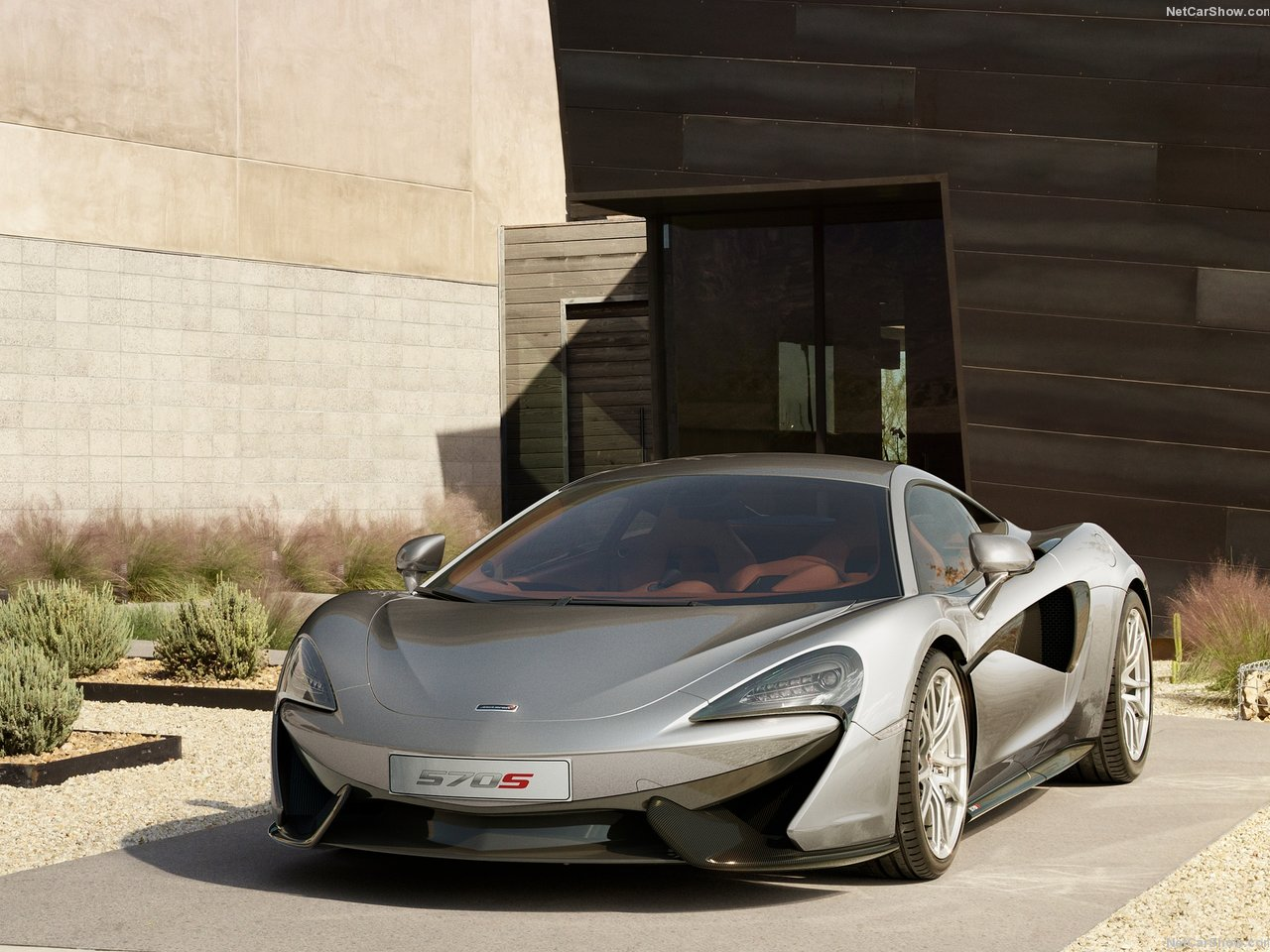 McLaren 570S Coupe photo 139252