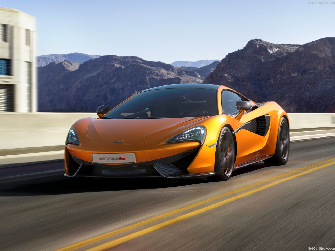 McLaren 570S Coupe photo 139255
