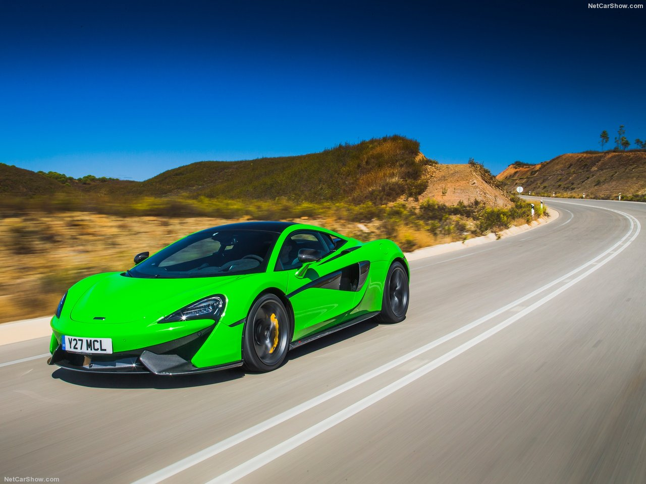 McLaren 570S Coupe photo 152630