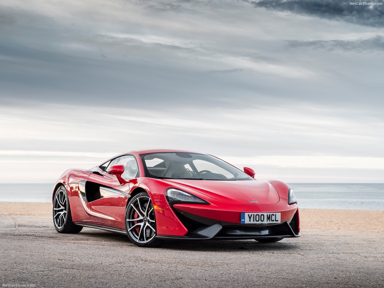 McLaren 570S Coupe photo 152695