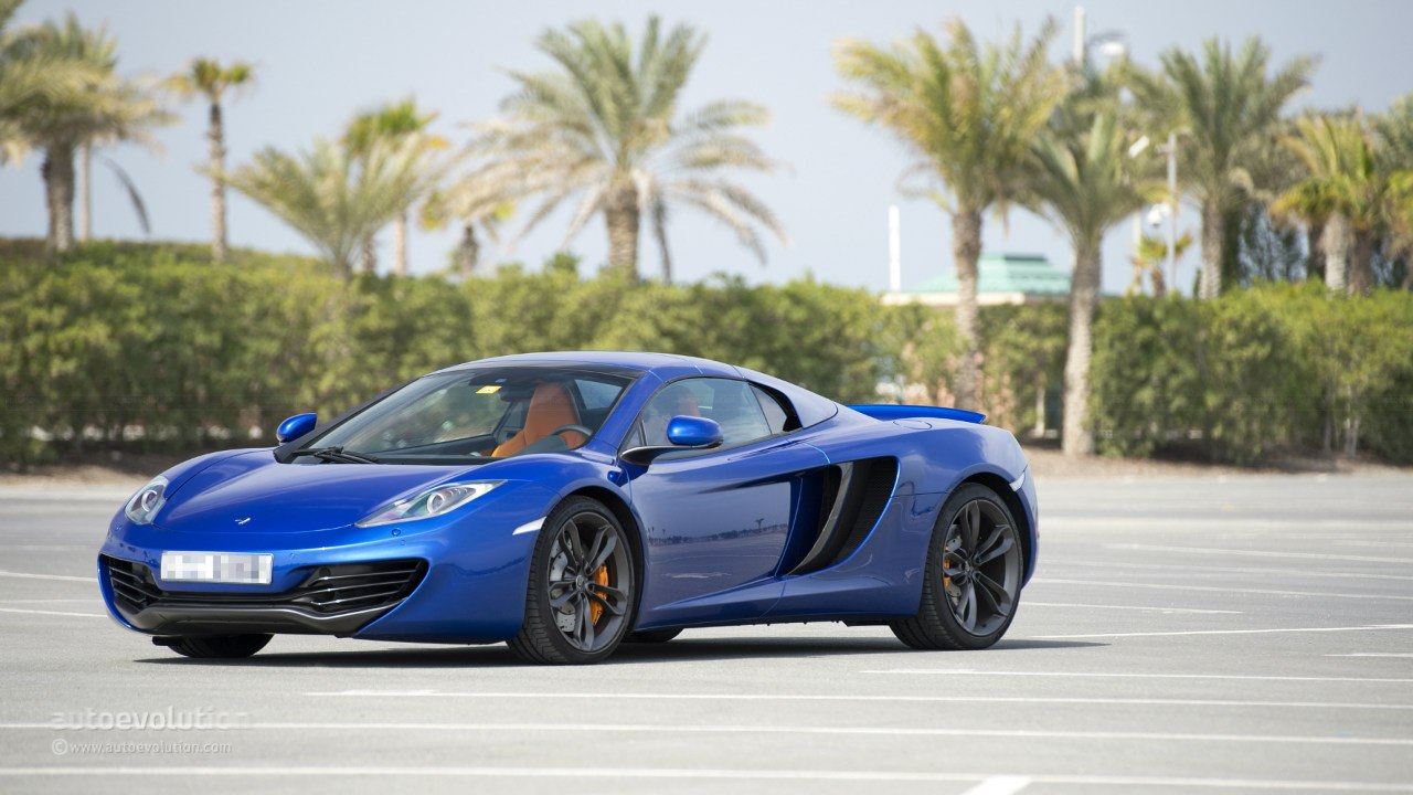 mclaren mp4-12c spider picture #103857 | mclaren photo gallery