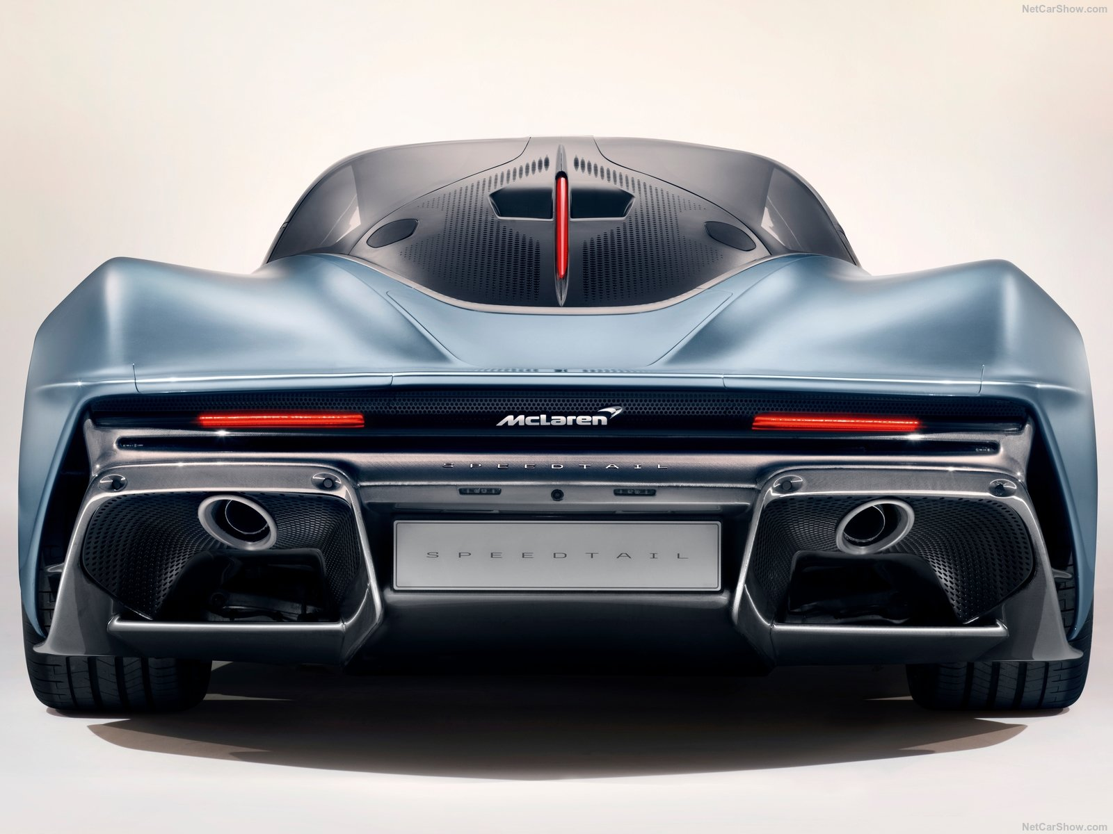 McLaren Speedtail photo 191655