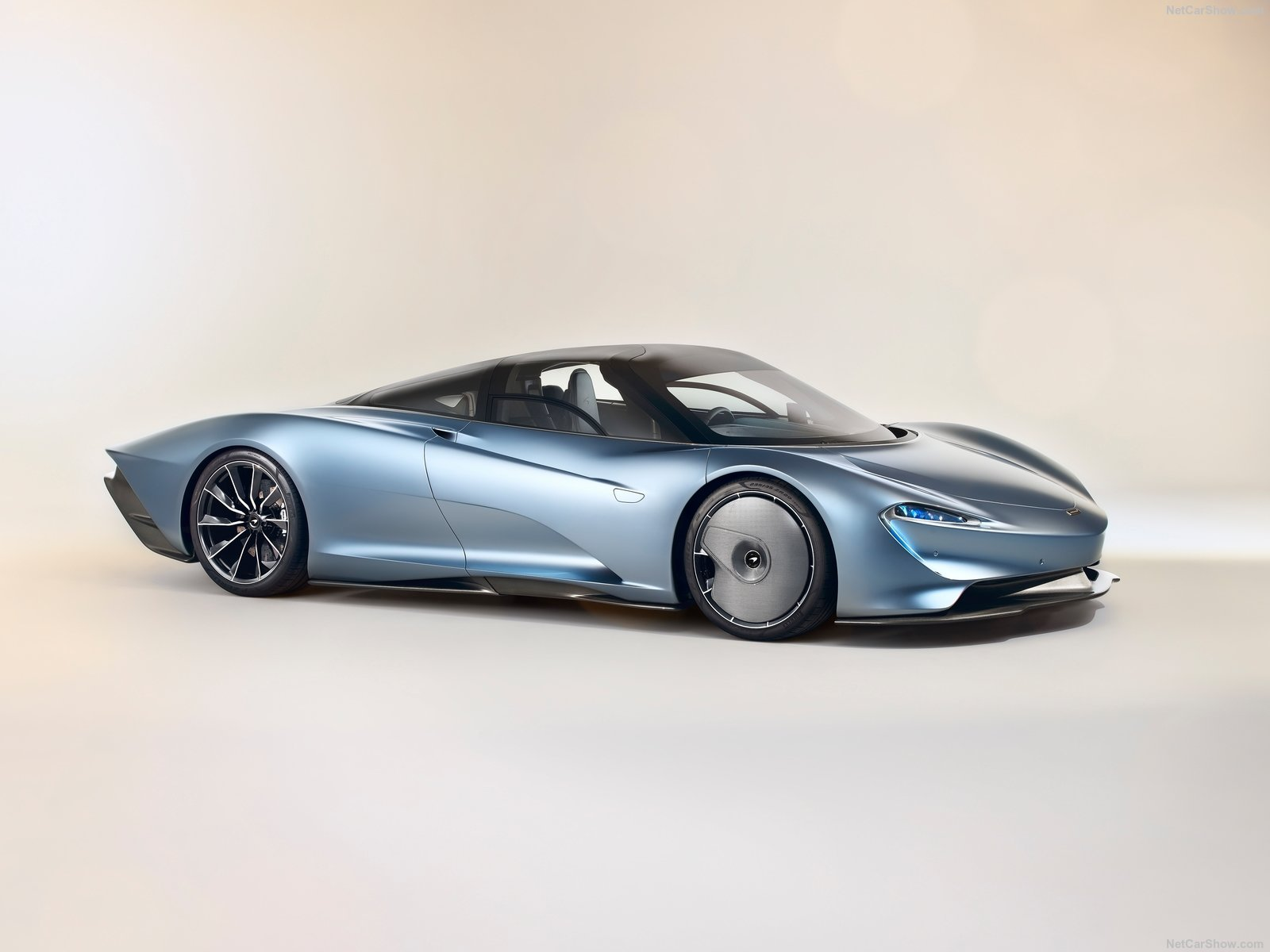 McLaren Speedtail photo 191660