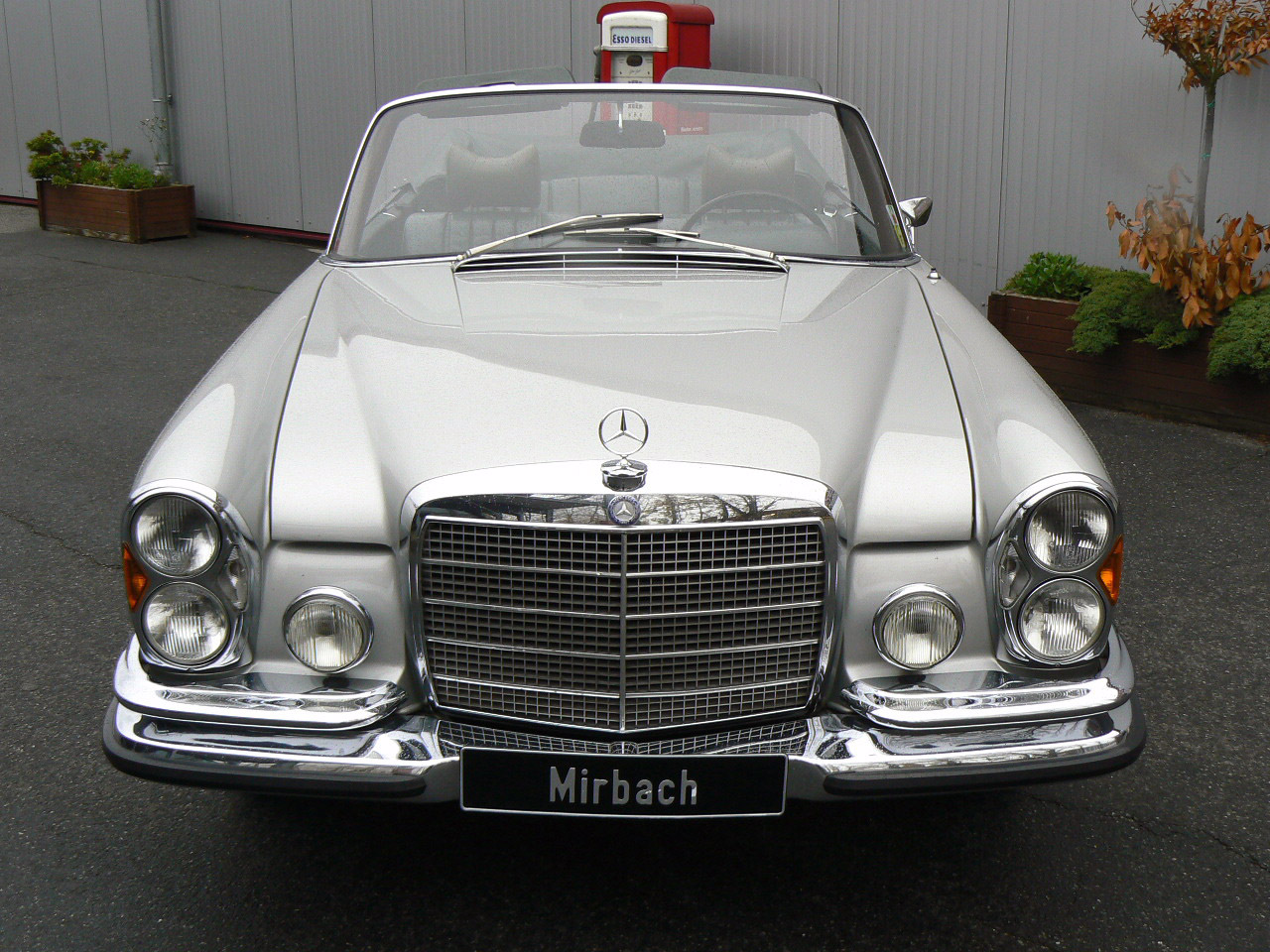 Mercedes-Benz 280 SE Cabriolet photo 50599