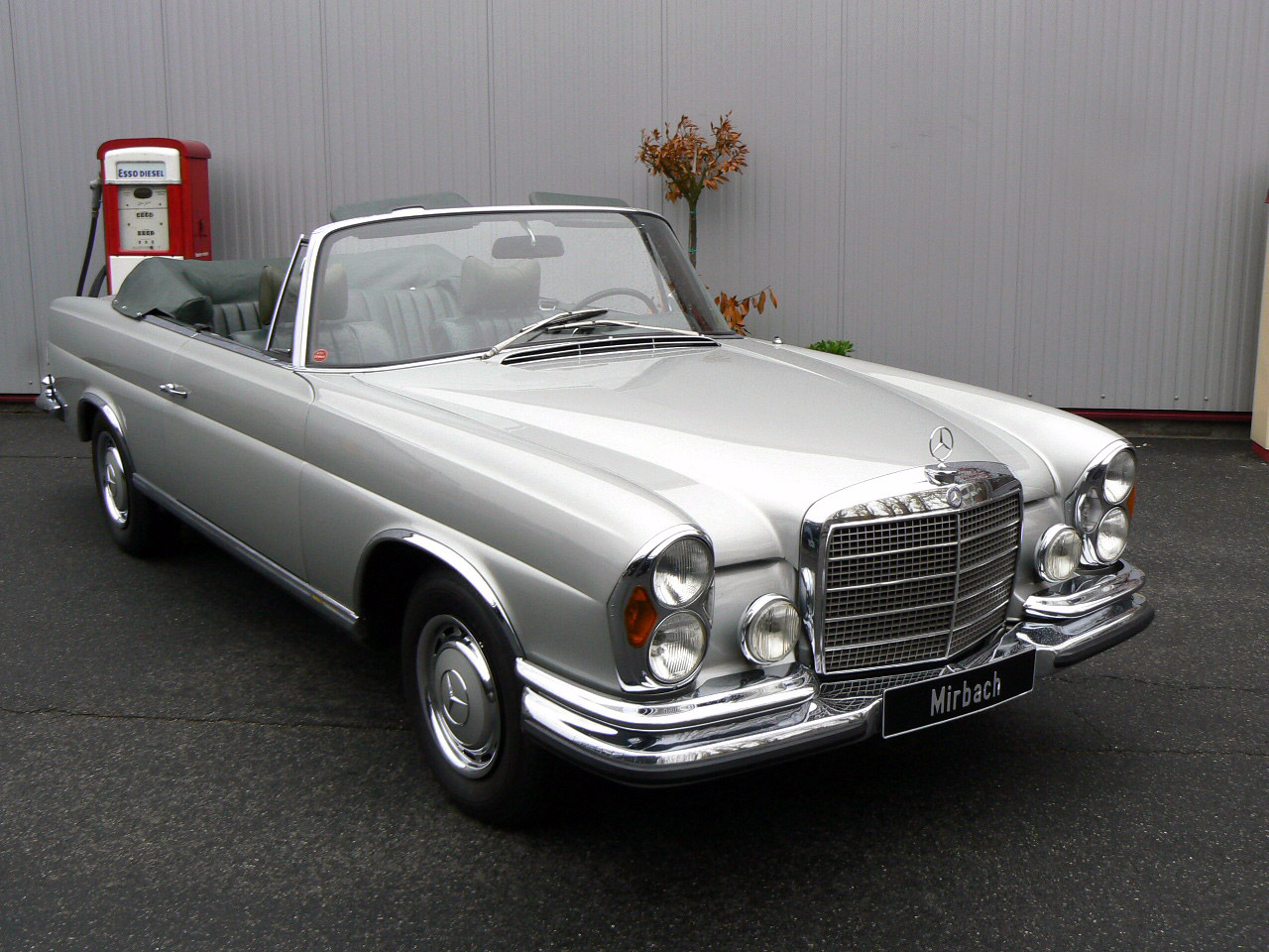 Mercedes-Benz 280 SE Cabriolet photo 50602