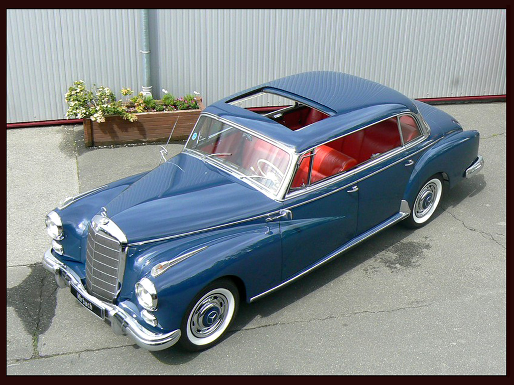 Mercedes-Benz 300 d photo 35219