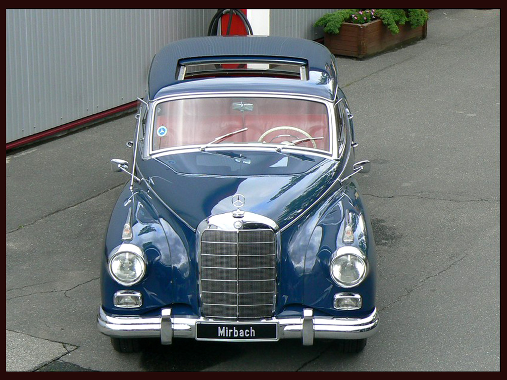 Mercedes-Benz 300 d photo 35221