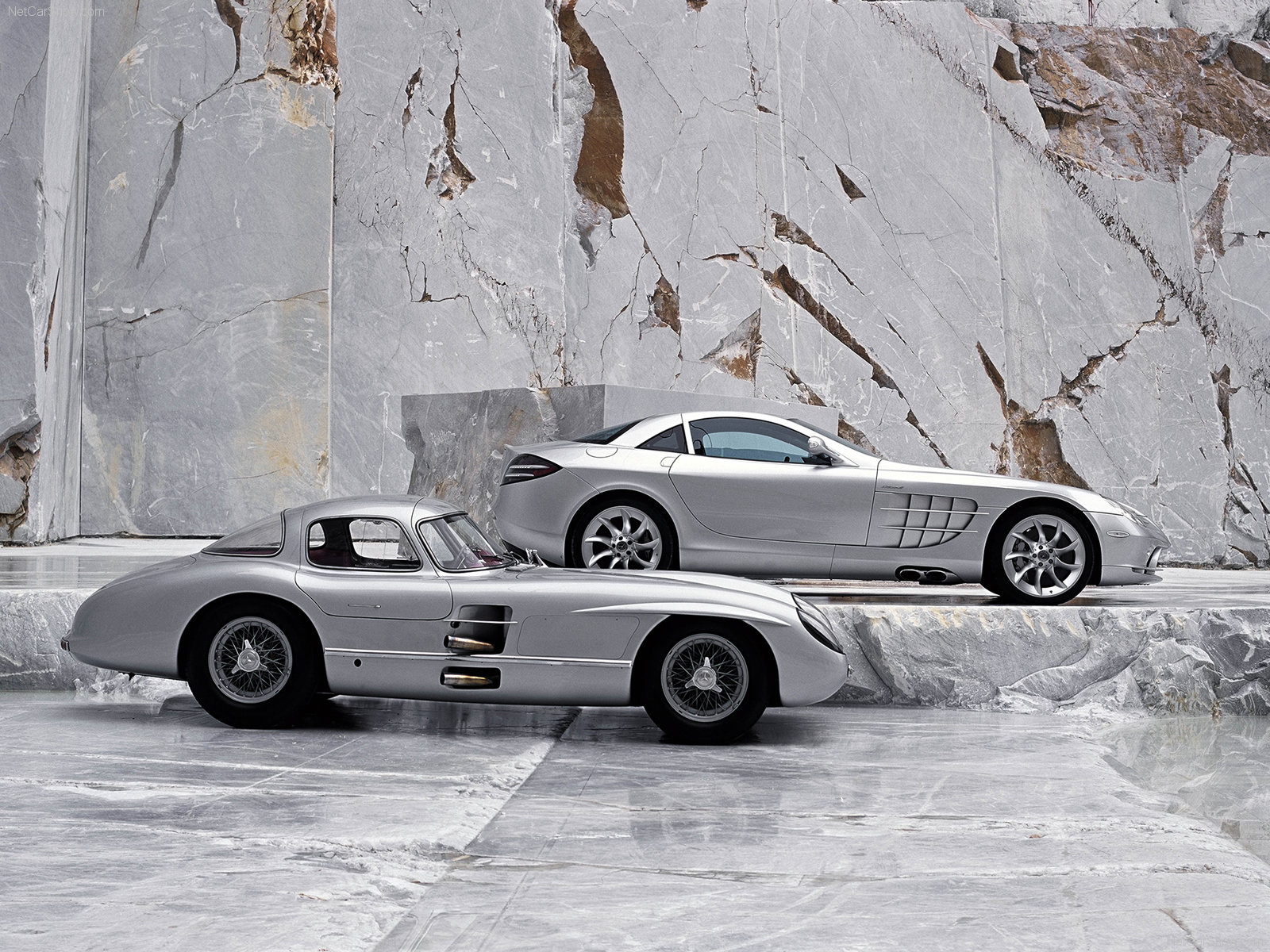 Mercedes-Benz 300 SLR photo 68766