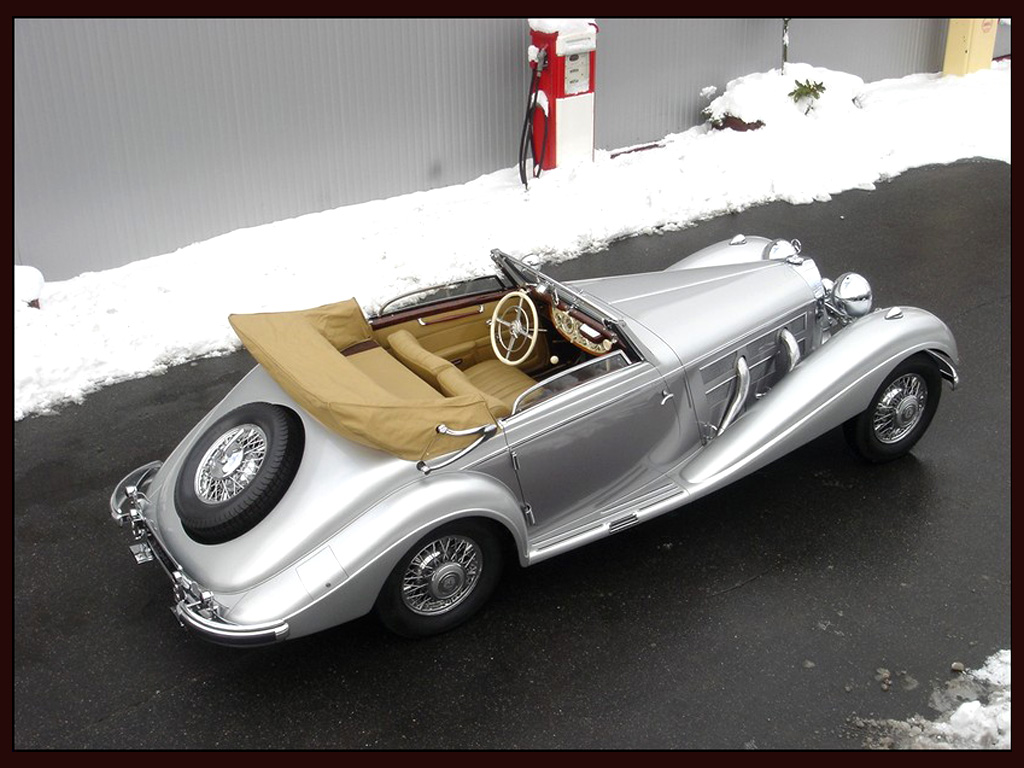 Mercedes-Benz 540 K photo 35216