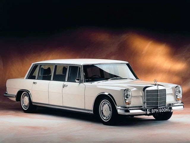 Mercedes-Benz 600 Pullman photo 36288
