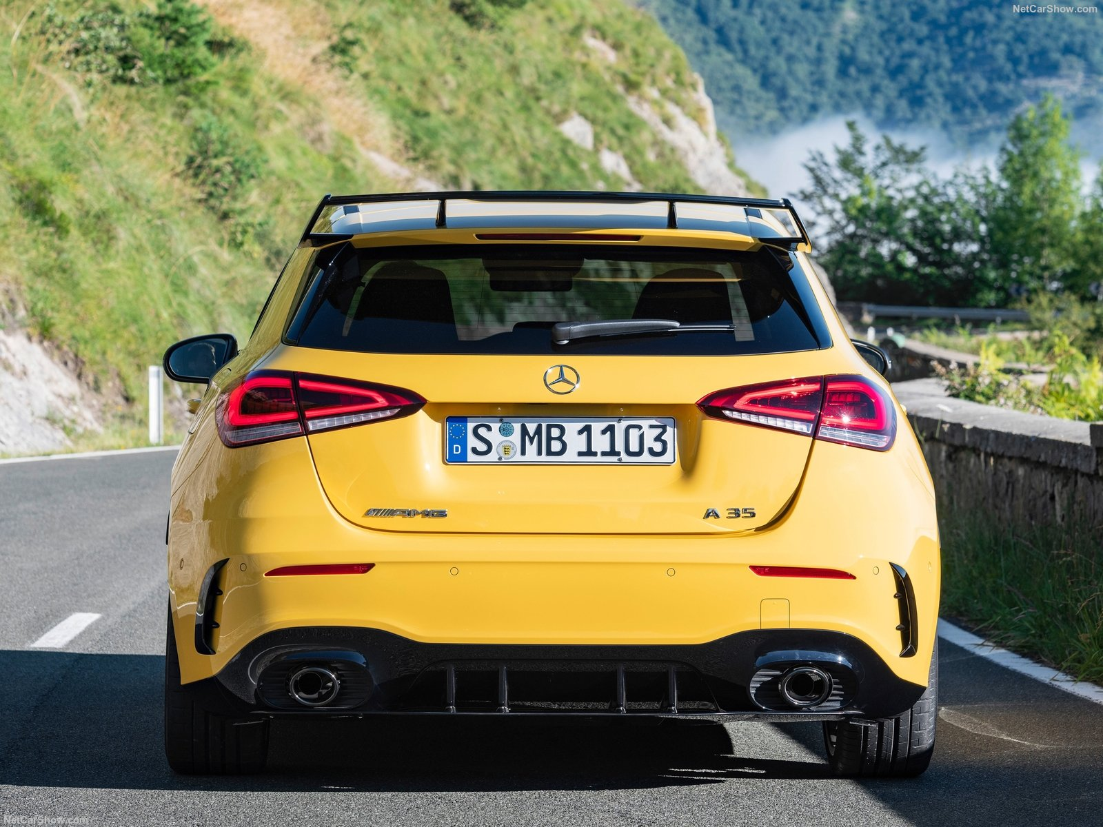 Mercedes-Benz A-Class AMG photo 190752