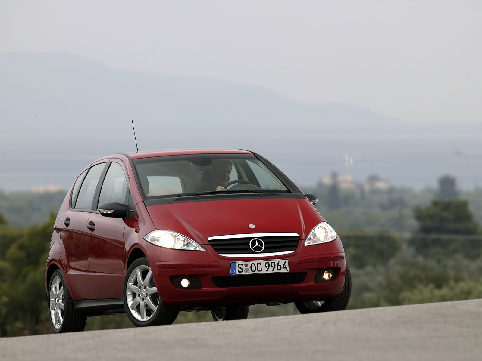 Mercedes-Benz A-Class photo 10733
