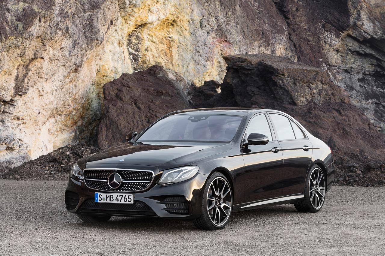 Mercedes-Benz AMG E43 photo 170055