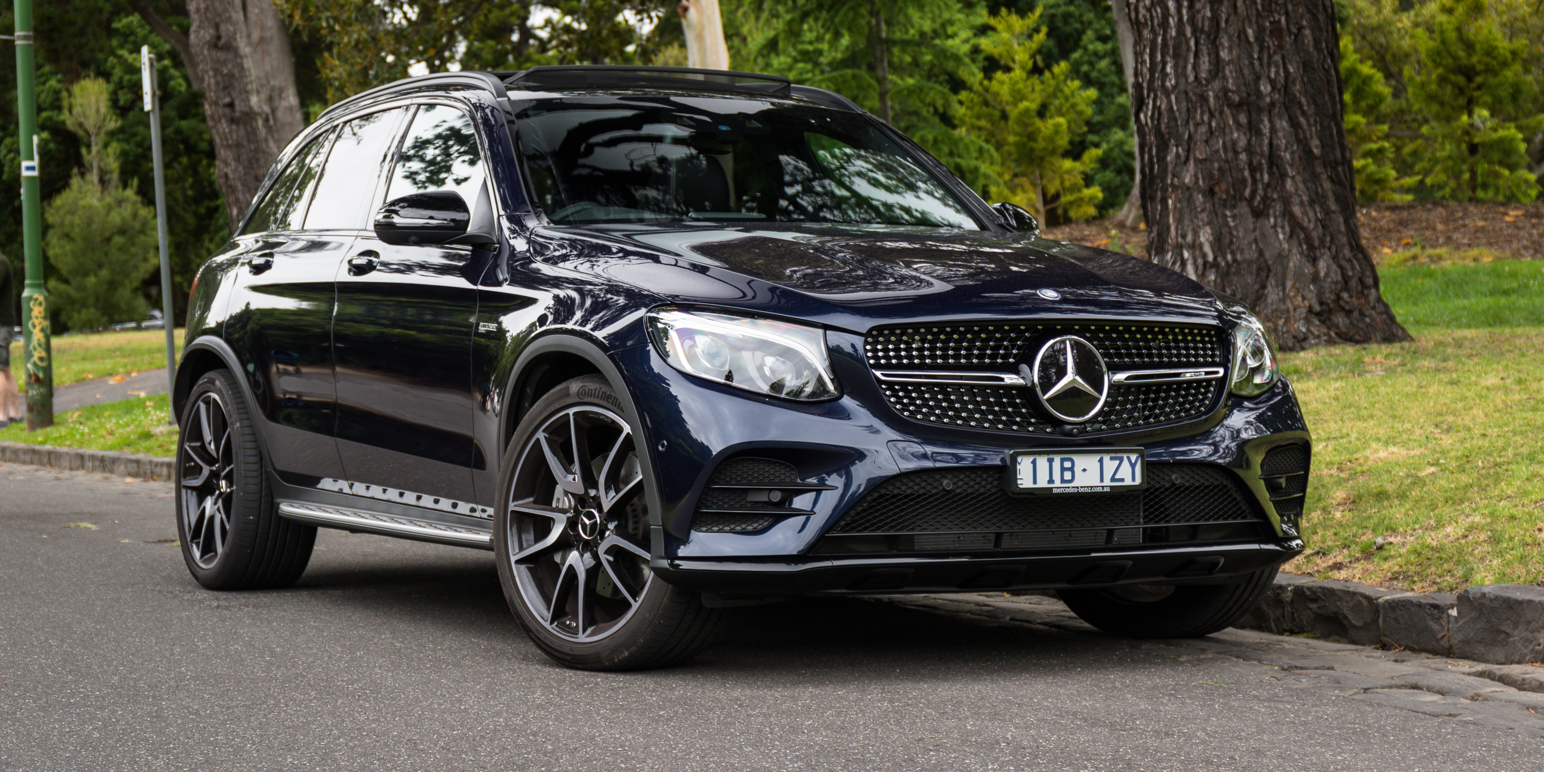 Mercedes-Benz AMG GLC43 photo 172212