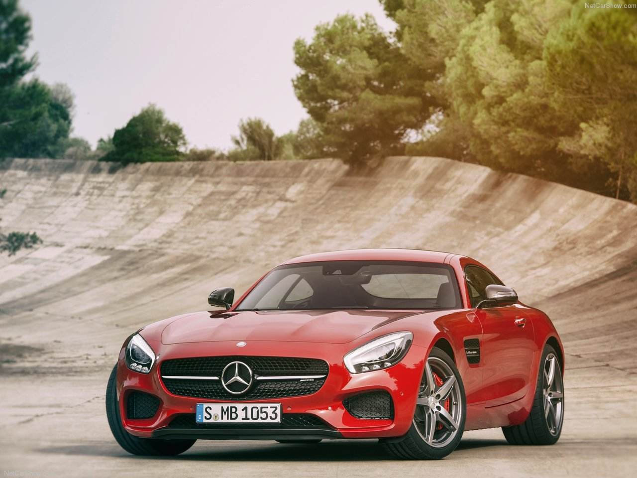 Mercedes-Benz AMG GT photo 128862