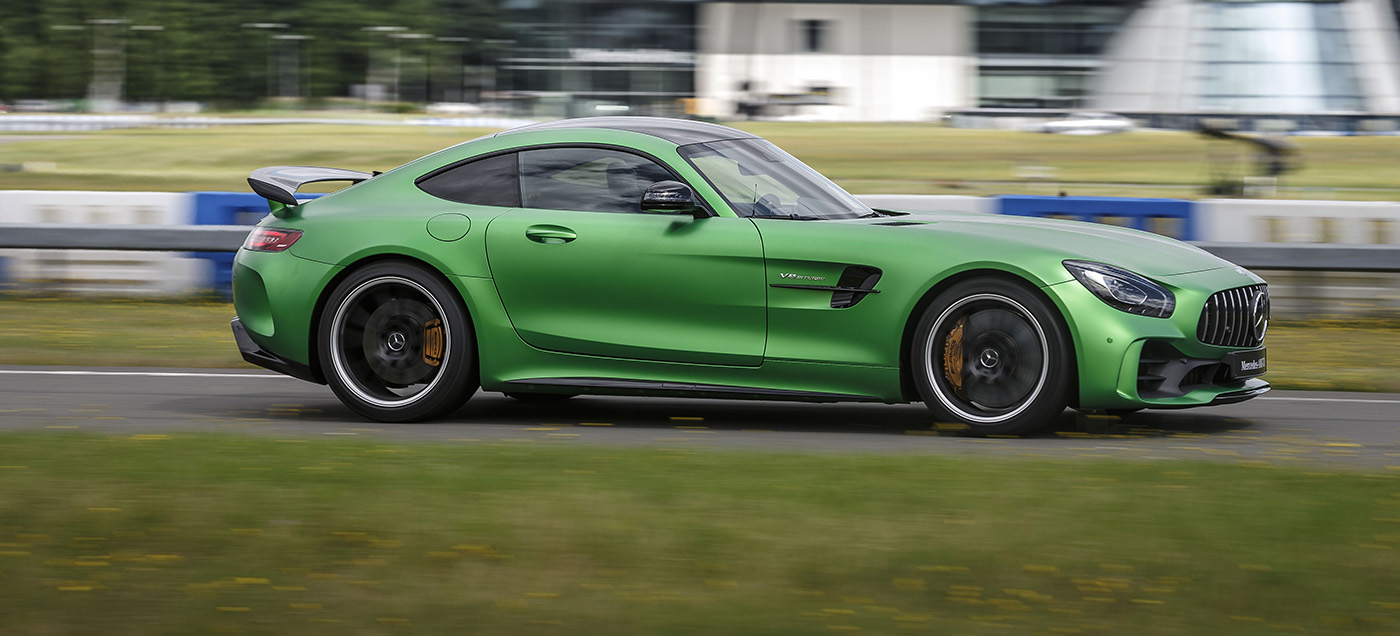Mercedes-Benz AMG GT photo 165804