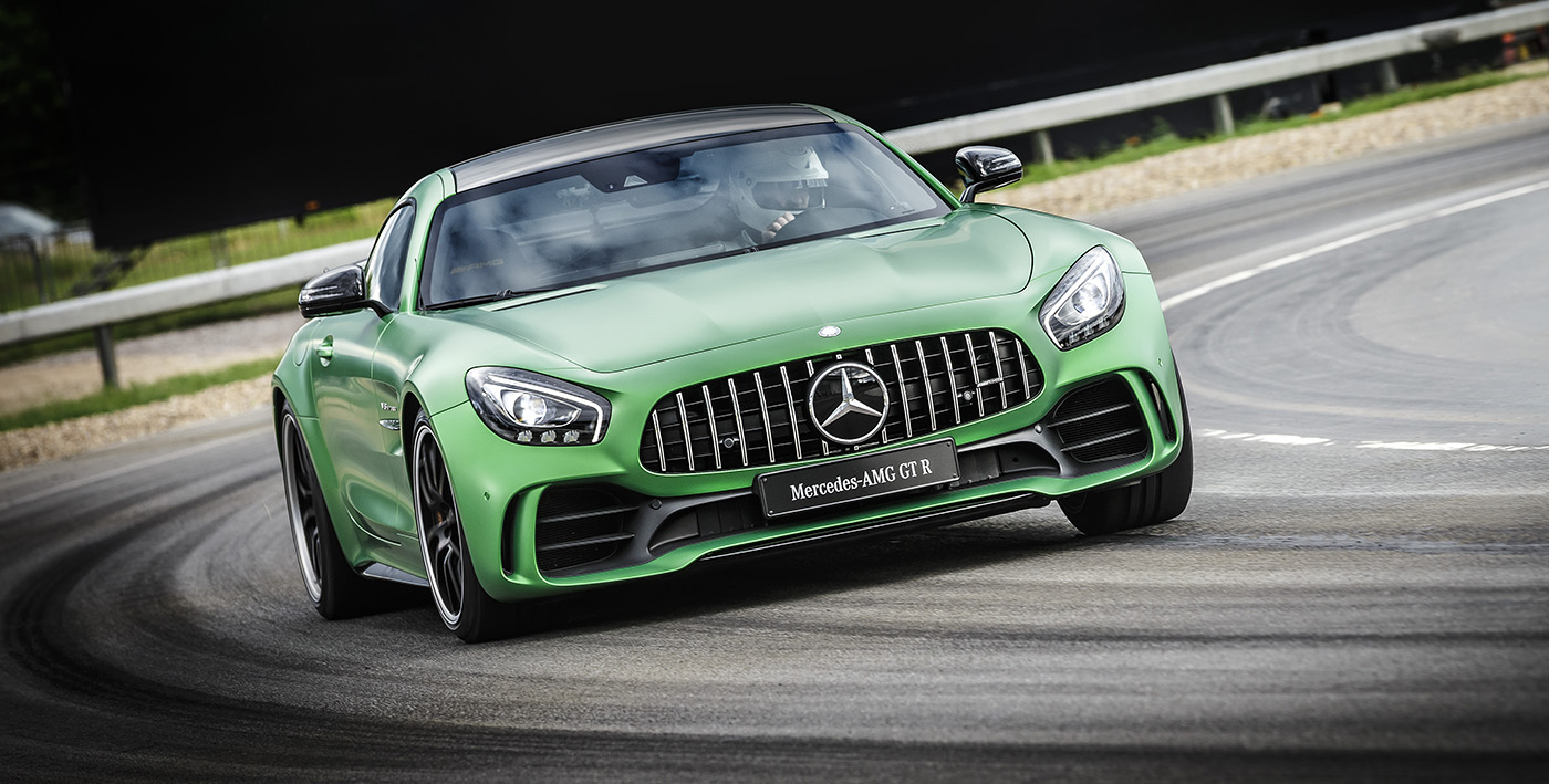 Mercedes-Benz AMG GT photo 165805