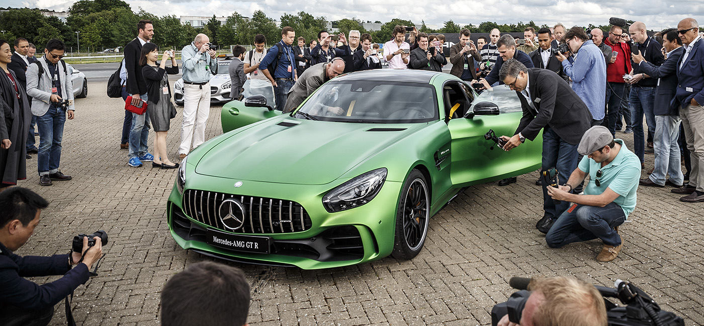Mercedes-Benz AMG GT photo 165807