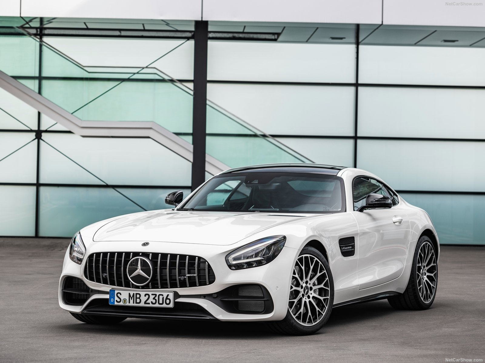Mercedes-Benz AMG GT photo 192725